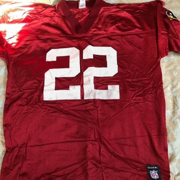 outlet store afcd8 ffa6c Reebok Arizona cardinal jersey Emmitt Smith